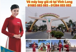 Đặt vé máy bay giá rẻ Cà Mau đi Vĩnh Long Vé máy bay giá rẻ Cà Mau đi Vĩnh Long