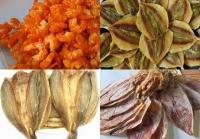 Đi Mỹ tuyệt đối đừng mang theo các loại hải sản khô (tôm, cá...)