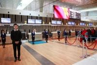 Dịch vụ đẳng cấp tại sân bay Vân Đồn