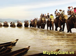 Du lịch Đắk Lắk