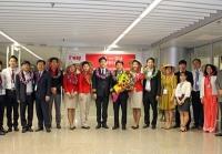 Hãng hàng không Hàn quốc T'way Air mở đường bay Đà Nẵng - Daegu Ngày 02/04, T'way Air đã chính thức cất cánh trên hành trình quốc tế Đà Nẵng - Deagu