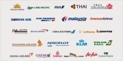 Danh sách văn phòng đại diện các hãng hàng không quốc tế tại Việt Nam