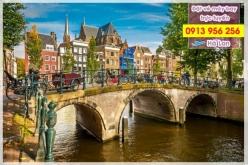 Hướng dẫn cách đặt chỗ trực tuyến vé máy bay đi Hà Lan Hướng dẫn đặt chỗ trực tuyến vé máy bay đi Hà Lan