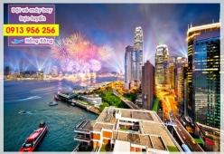 Hướng dẫn cách đặt chỗ trực tuyến vé máy bay đi Hồng Kông Hướng dẫn đặt chỗ trực tuyến vé máy bay đi Hồng Kông