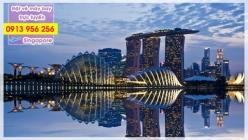 Hướng dẫn cách đặt chỗ trực tuyến vé máy bay đi Singapore Hướng dẫn đặt chỗ trực tuyến vé máy bay đi Singapore