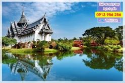 Hướng dẫn cách đặt chỗ trực tuyến vé máy bay đi Thái Lan Hướng dẫn đặt chỗ trực tuyến vé máy bay đi Thái Lan