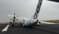 Máy bay chở khách của Anh bị gãy cánh khi tiếp đất ở sân bay Hà Lan
