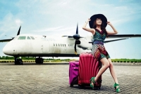 Mẹo nhỏ xách hành lý quá cân khi đi máy bay