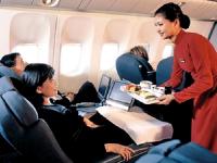 Những kinh nghiệm để có chỗ ngồi tốt khi đi máy bay