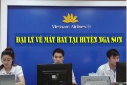 Đại lý vé máy bay giá rẻ tại huyện Nga Sơn