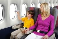 Quy định giá vé máy bay cho trẻ em, em bé của Hãng hàng không nội địa