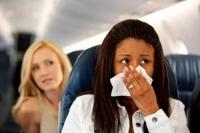 Đi máy bay có bị say hay không?