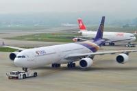 10 máy bay Airbus A340 mà hãng không còn sử dụng của Thái Lan