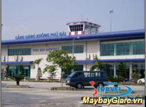 Vé máy bay Hà Nội đi Huế