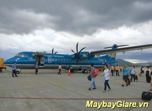 Vé máy bay Đà Nẵng đi Pleiku