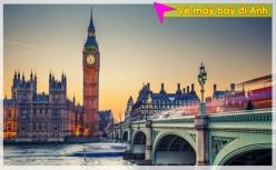 Hướng dẫn cách đặt chỗ trực tuyến vé máy bay đi Anh Hướng dẫn đặt chỗ trực tuyến vé máy bay đi Anh