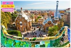 Đặt mua vé máy bay đi Barcelona giá rẻ nhất Vé máy bay đi Barcelona