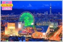 Đặt mua vé máy bay đi Đài Bắc giá rẻ nhất Vé máy bay đi Đài Bắc