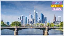 Đặt mua vé máy bay đi Frankfurt giá rẻ nhất Vé máy bay đi Frankfurt