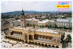 Đặt mua vé máy bay đi Krakow giá rẻ nhất Vé máy bay đi Krakow