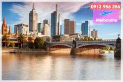 Đặt mua vé máy bay đi Melbourne giá rẻ nhất Vé máy bay đi Melbourne