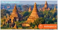 Vé máy bay đi Myanmar