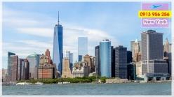 Đặt mua vé máy bay đi New York giá rẻ nhất Vé máy bay đi New York