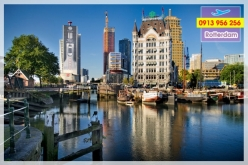 Đặt mua vé máy bay đi Rotterdam giá rẻ nhất Vé máy bay đi Rotterdam