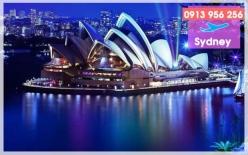 Đặt mua vé máy bay đi Sydney giá rẻ nhất Vé máy bay đi Sydney