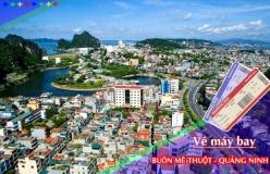 Đặt vé máy bay giá rẻ Buôn Mê Thuột đi Quảng Ninh Vé máy bay giá rẻ Buôn Mê Thuột đi Quảng Ninh