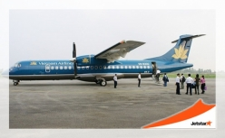 Vé máy bay giá rẻ Cà Mau đi Huế của Jetstar giá hấp dẫn Vé máy bay giá rẻ Cà Mau đi Huế của Jetstar