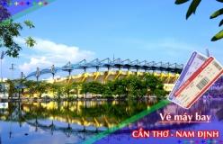 Đặt vé máy bay giá rẻ Cần Thơ đi Nam Định Vé máy bay giá rẻ Cần Thơ đi Nam Định