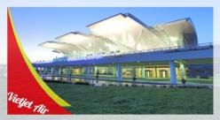 Vé máy bay giá rẻ Cần Thơ đi Sài Gòn của Vietjet Air