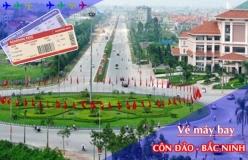 Đặt vé máy bay giá rẻ Côn Đảo đi Bắc Ninh Vé máy bay giá rẻ Côn Đảo đi Bắc Ninh