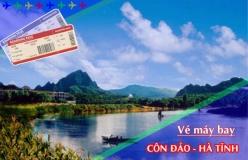 Đặt vé máy bay giá rẻ Côn Đảo đi Hà Tĩnh Vé máy bay giá rẻ Côn Đảo đi Hà Tĩnh