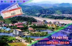 Đặt vé máy bay giá rẻ Côn Đảo đi Lào Cai Vé máy bay giá rẻ Côn Đảo đi Lào Cai