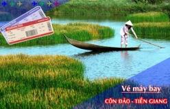 Đặt vé máy bay giá rẻ Côn Đảo đi Tiền Giang Vé máy bay giá rẻ Côn Đảo đi Tiền Giang