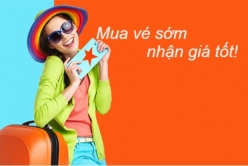 Vé máy bay giá rẻ Đà Lạt đi Tuy Hòa của Jetstar Vé máy bay giá rẻ Đà Lạt đi Tuy Hòa của Jetstar