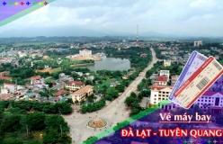 Vé máy bay giá rẻ Đà Lạt đi Tuyên Quang