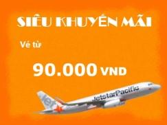 Vé máy bay giá rẻ Vinh đi Đà Lạt của Jetstar