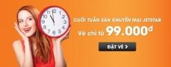 Vé máy bay giá rẻ Chu Lai đi Đà Lạt của Jetstar