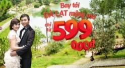Vé máy bay giá rẻ Cần Thơ đi Đà Lạt của Vietjet Air