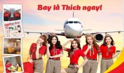 Vé máy bay giá rẻ Nha Trang đi Đà Lạt của Vietjet Air