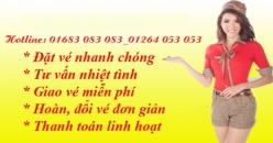 Vé máy bay giá rẻ Hà Nội đi Pleiku của Vietjet Air