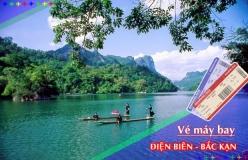 Đặt vé máy bay giá rẻ Điện Biên đi Bắc Kạn Vé máy bay giá rẻ Điện Biên đi Bắc Kạn