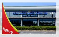Vé máy bay giá rẻ Đồng Hới đi Buôn Mê Thuột của Vietjet Air