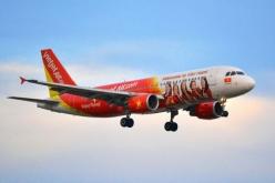 Vé máy bay giá rẻ Đồng Hới đi Chu Lai (Tam Kỳ) của Vietjet Air