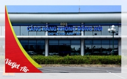 Vé máy bay giá rẻ Đồng Hới đi Côn Đảo của Vietjet Air