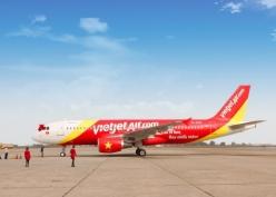 Vé máy bay giá rẻ Đồng Hới đi Rạch Giá của Vietjet Air