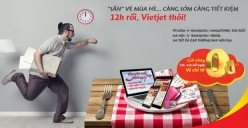 Vé máy bay giá rẻ Hà Nội Cần Thơ của Vietjet Air giá chỉ từ 599.000đ Vé máy bay giá rẻ Hà Nội Cần Thơ của Vietjet Air